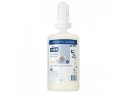 520701tork extra jemne penove mydlo 1000 ml