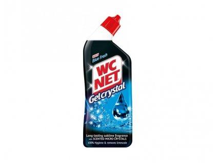 wc net gel717228 wc net crystal gel blue fresh 750ml
