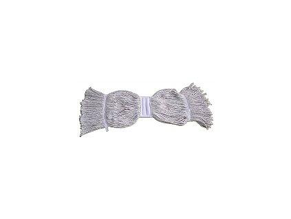 MOP TŘÁSŇOVÝ bavlna 350g s prošitím, roztřepený