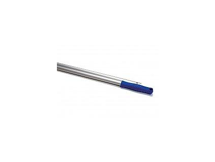 Násada 140cm hliník k držáku mopu a stěrkám 23,5mm