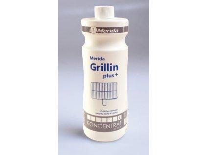 Prostředek na grily a trouby merida grillin Plus 1 l