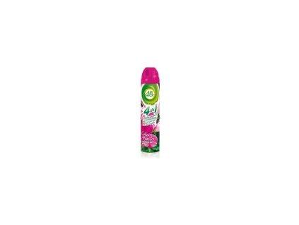 Air Wick spray růžové květy 4v1 240 ml
