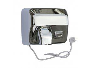 Merida Elektrický sušič /osoušeč/ rukou STARFLOW PLUS lesklý, s tlačítkem