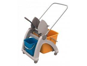 Merida Úklidový vozík Roll Mop s plastovou konstrukcí