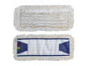 Merida Mop se záložkami STANDARD, bavlna, 50 cm