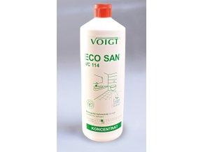 Ekologický čistící prostředek na mytí WC Merida ECO SAN 1 l.