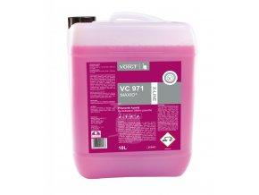 Prostředek kyselý na důkladné čištění povrchů Merida MAXID 10 l.