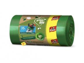 FINO LD Pytle Green Life Easy pack 35L, 22ks, 25µm
