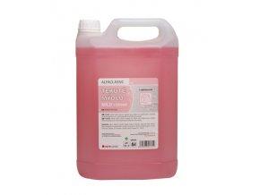 Alfa Classic Tekuté mýdlo MILD , 5 l, růžové