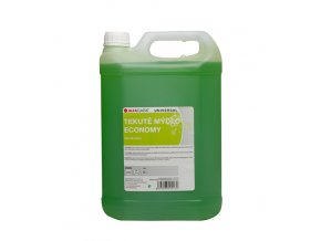 Tekuté mýdlo ECONOMY UNI, 5 l, zelené