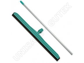 Stěrka na vodu plast šíře 75cm s tyčí