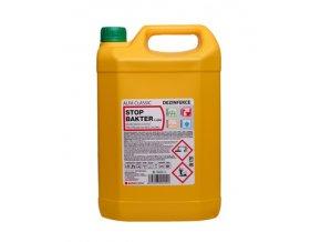 STOP BAKTER S VŮNÍ PREMIUM, 5 l, dezinfekce