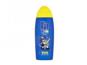 Fa Kids Wild Ocean pirát sprchový gel & šampon, 250 ml