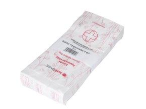 Hygienické sáčky papírové (balení = 100ks)