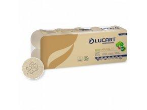 Papír toaletní Eko Natural Lucart 2vr., 10 ks; parfémovaný
