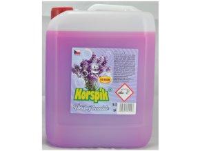 Korspík úklidový Levandule Premium (16%) koncentrát 5000 ml