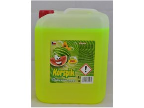 Korspík úklidový meloun & papaya Profi (14,5%)konc. 5000 ml