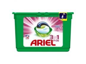 Ariel 14ks gelové kapsle 3v1 Touch of Lenor