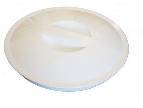 Víko k vědru 10l; 27,5 cm; polypropylen