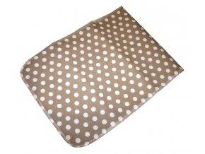 Potah na žehlící prkno; 127x50 cm; bavlna; mix barev