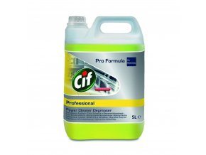 CIF Degreaser Concentrate 5 l