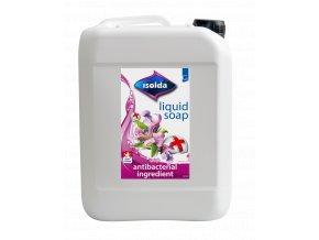 Isolda tekute mydlo s antibakterialni prisadou 5l