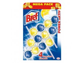 bref power aktiv 4 lemon 3 x 50 g