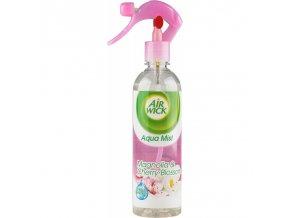 Air Wick Mist Aqua spray magnolie+třešeň 345 ml