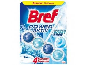 Bref Power Aktiv WC blok Ocean 51 g