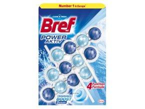 Bref Power Aktiv WC blok Ocean 3 x 50 g