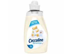 Coccolino bílá sensitive 2 l