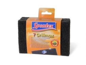 Spontex 7 Grillmax ploché drátěnky