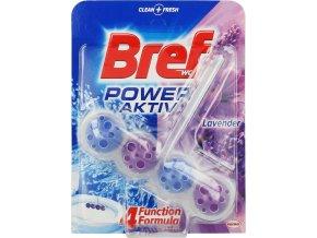 Bref Power Aktiv 4 formule Levander vůně Levandule 50 g