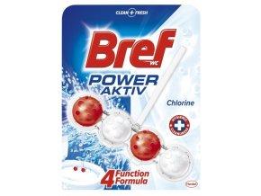 BREF Power Aktiv Chlorine 50 g WC závěs
