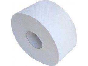 Vládcemopu toaletní papír Jumbo 280 bílý 100 % celuloza 2 VR