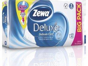 Zewa Deluxe bílý 3-vrstvý 16 ks