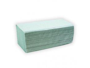 Papírové ručníky skládané ZZ 1 VR 5000 ks