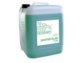 Oplachovací přípravek na strojové mytí nádobí Merida Gastro - Klar 10l