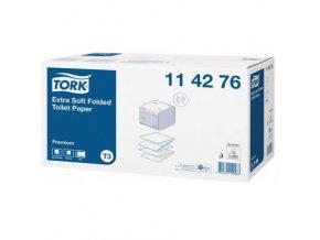 tork premium skladany toaletni papir 2vrstvy