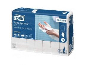 tork premium skladane rucniky soft s 2vrstve