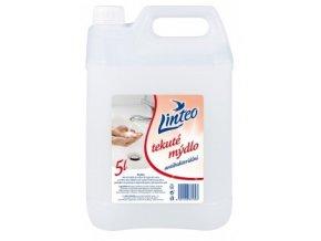 Tekuté mýdlo Linteo 5l, antibakteriální