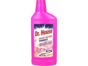 Dr. House na ruční čištění koberců 500 ml
