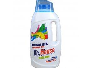 Dr.HOUSE PRACÍ GEL 1,5l COLOR