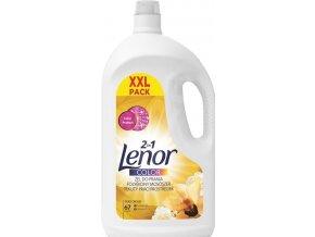 lenor praci gel xxl 67 prani gold orchid