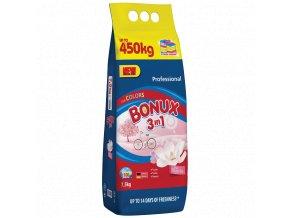 Bonux prací prášek na barevné prádlo 100 PD/7,5 kg