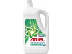 Ariel Mountain Spring tekutý prací prostředek 4,4 l 80 PD