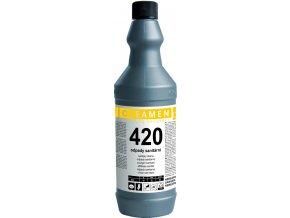 Cleamen 420 odpady sanitární 1 l