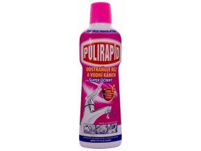 Pulirapid Aceto na vápenaté usazeniny tekutý čistič s přírodním octem 500 ml