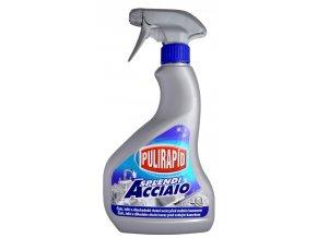 Pulirapid Splendi Acciaio na nerezové povrchy 500 ml