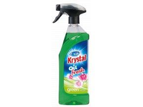 Krystal olejový osvěžovač zelený 750 ml